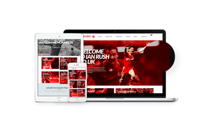 web design liverpool website image
